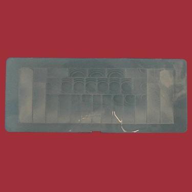 8745-2(71.5*37.5)Fresnel lens (flaky)
